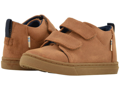 TOMS Synthetic Suede Lenny Mid Tiny | Light Twig (10012592)