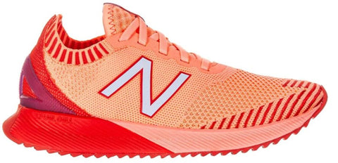 NEW BALANCE Fuelcell Echo Women | Ginger Pink/Toro Red/Plum
