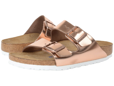 BIRKENSTOCK Arizona BS Women | Metallic Copper (952091)
