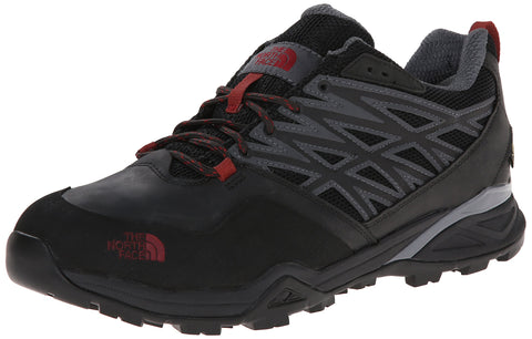 THE NORTH FACE Hedgehog Hike GTX Men | Zinc Grey / Rosewood Red (6AWH)