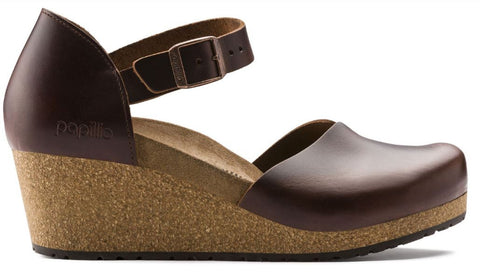 BIRKENSTOCK Mary Leather Women | Cognac