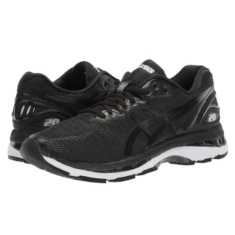 ASICS Gel-Nimbus 20 Women | Black / White / Carbon (T850N-9001)