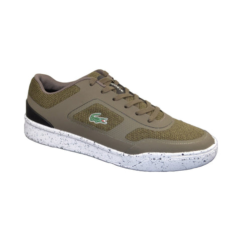 LACOSTE Explorateur Sport 317 4 Men | Dark Khaki / Black (7-34CAM00185E1)