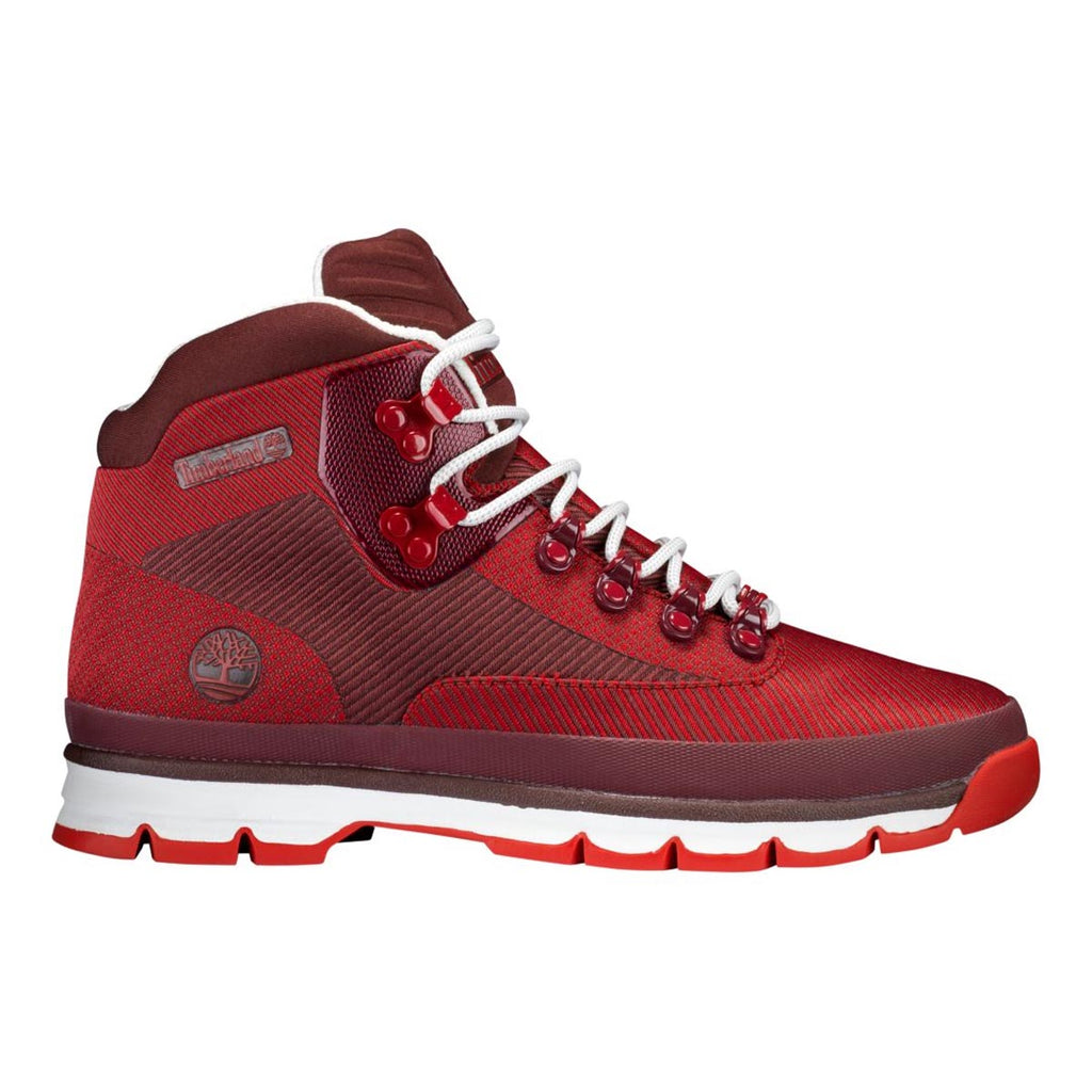 TIMBERLAND Euro Hiker Jacquard Men | Red (A1O3W625)