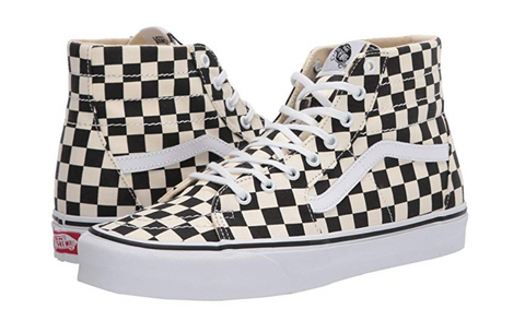 VANS SK8-HI Tapered Unisex | Checkerboard (VN0A4U165GU)