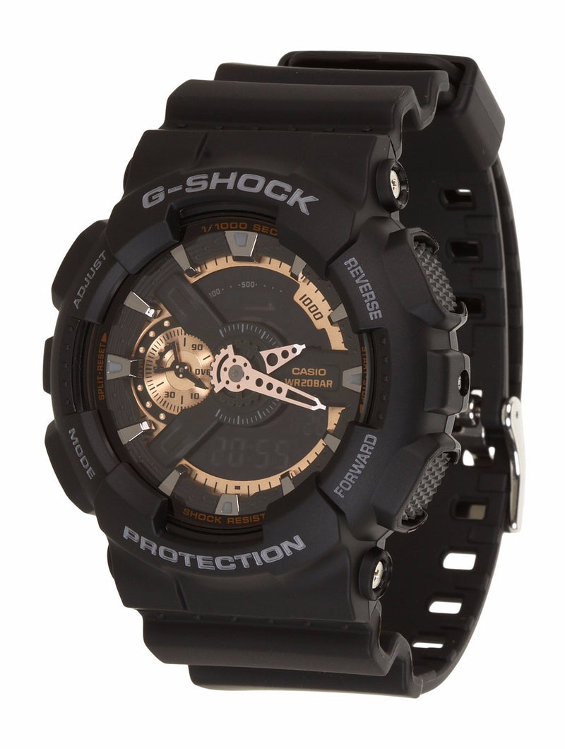 G-SHOCK GA110RG-1A Watch Men | Black (GA-110RG-1ACR)