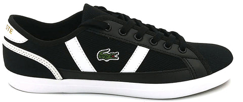 LACOSTE Sideline 2201 CMA Men | Black/White