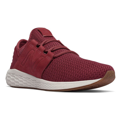 NEW BALANCE Fresh Foam Cruz V2 Nubuck Women | Earth Red / Vortex (WCRUZNR2)