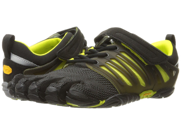 VIBRAM V-Train Men | Black/Green (17M6602)