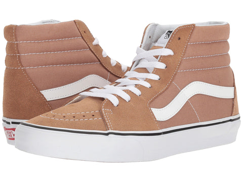 VANS SK8-Hi Women | Tiger's Eye / True White (8GEQSV)