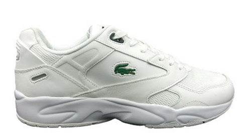 LACOSTE Storm 96 Lo 0120 3 Men | White/Dark Green (7-40SMA00741R5)