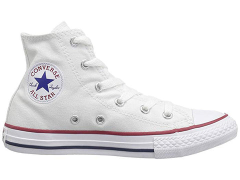CONVERSE All Star HI Youth | Optical White (3J253)