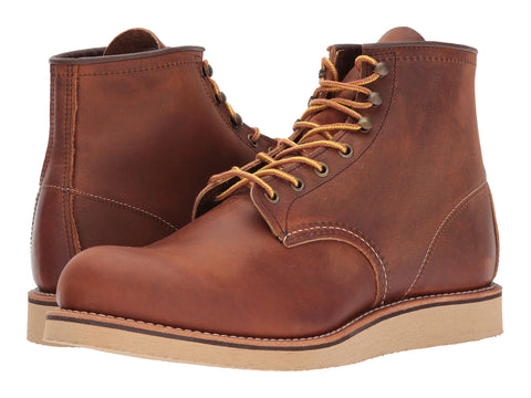 RED WING Rover Men | Copper Rough & Tough Leather (2950) (11.5-Men)