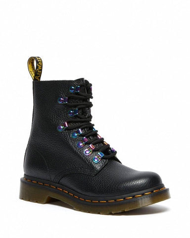 DR.MARTENS 1460 Pascal Iridescent Lace Up Women