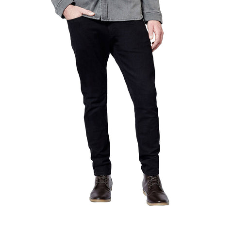DISH & DU/ER L2X Slim Fit Jeans Men | Black
