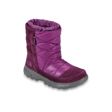 THE NORTH FACE Winter Camp WP Kids Shiny Magic Magenta/Dark Purple CL37T4Y