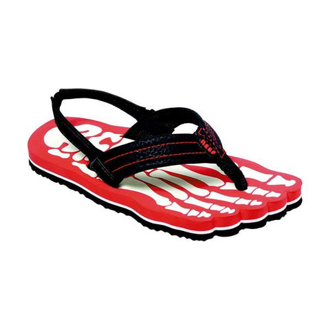 REEF Grom Skeleton Kids | Red (0A362P)