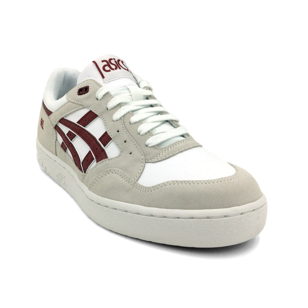 ASICS Gel-Circuit Men | White / Burgundy (1193A101-100)