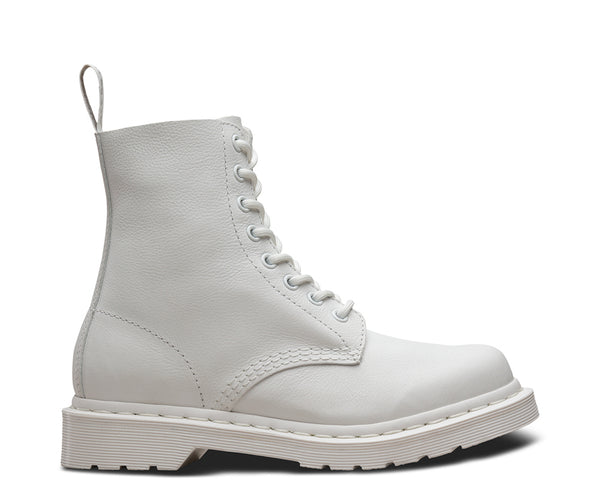DR.MARTENS Mono 1460 Pascal Virginia Women | Optical White (24480100)