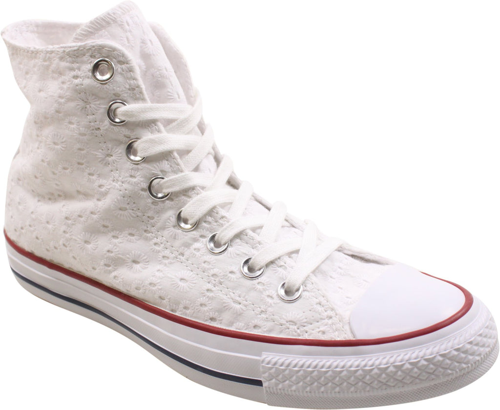 CONVERSE Chuck Taylor All Star Women | White / Garnet / Clematis Blue (555978F)