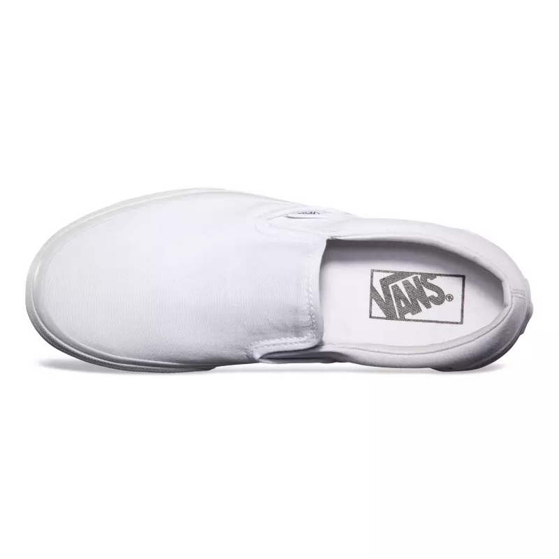 VANS Slip On Unisex | True White (VN000EYEW00)