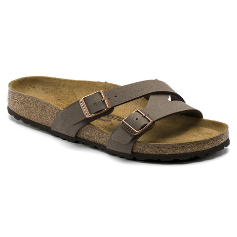 BIRKENSTOCK Yao Narrow Women | Mocha (1016329)