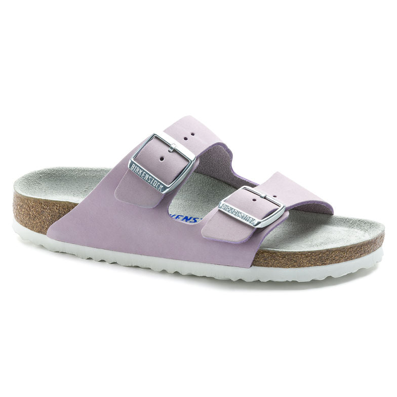 BIRKENSTOCK Arizona Soft Footbed Women | Lilac (1014160)