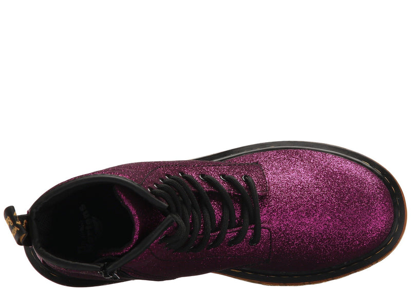 DR. MARTENS Delaney Glitter Youth | Purple (23749500)