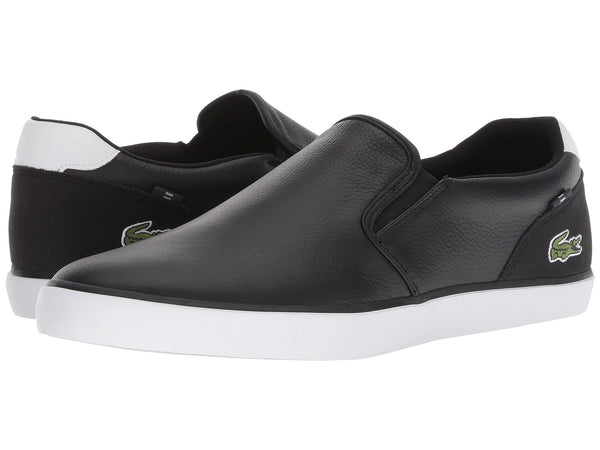LACOSTE Jouer Slip 318 2 Men | Black / White (7-36CAM0038312)