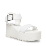 STEVE MADDEN Lake Women | White Leather