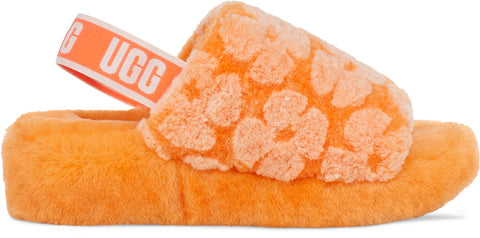 UGG Fluff Yeah Slide Poppy Women