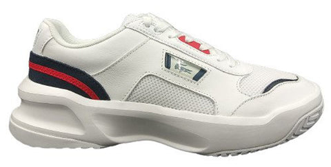 LACOSTE Ace Lift 0721 1 SMA Men | White/Navy/Red (7-41SMA0068407)