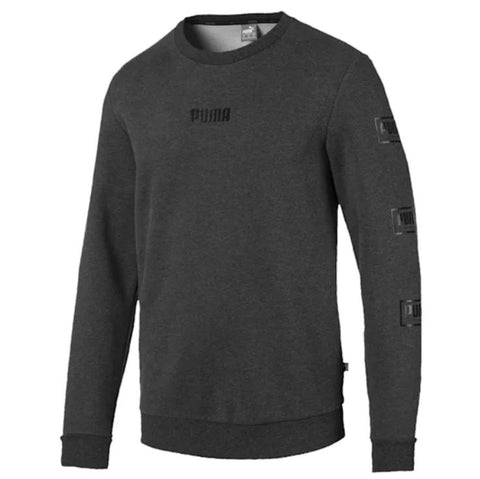 PUMA Holiday Crew Pack Men | Gray (58185003)