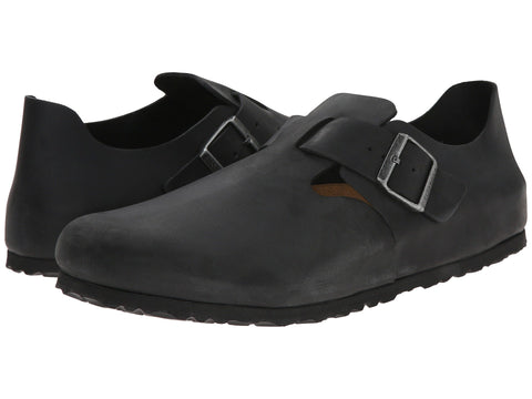 BIRKENSTOCK London BS Men | Black (166541)