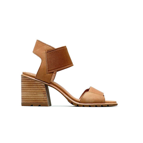 SOREL Nadia Sandal Women | Camel Brown