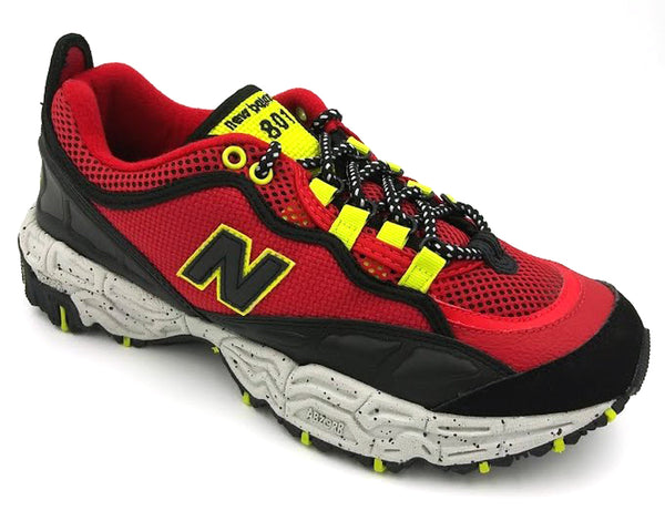 NEW BALANCE 801 Men | Team Red/Black (ML801GLE)