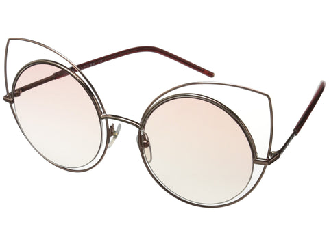 MARC JACOBS 10 / S Sunglasses | Gold Copper / Pink Beige