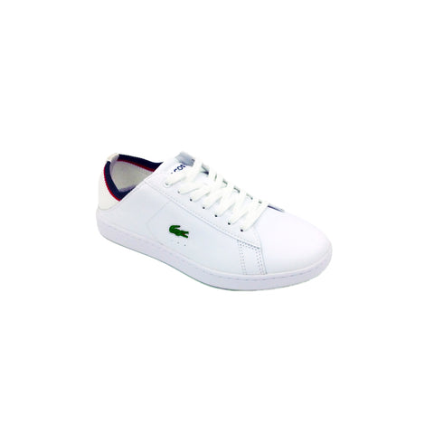 LACOSTE Carnaby Evo 119 1 Women | White/Navy/Red (0020407)