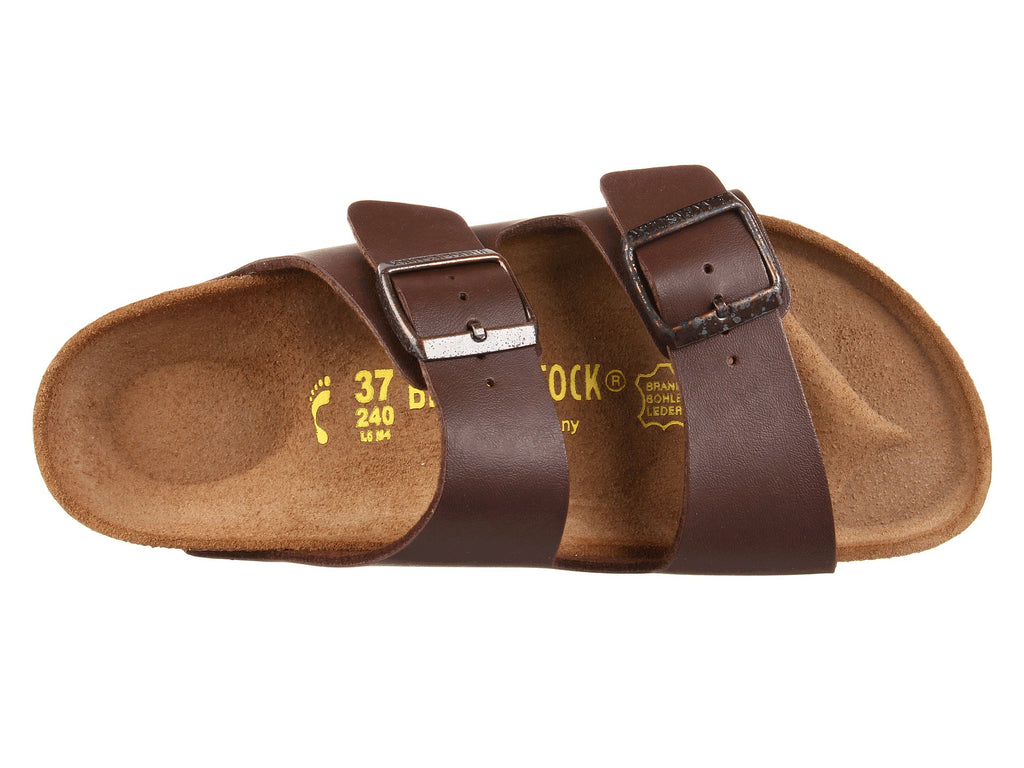 BIRKENSTOCK Arizona Unisex | Dark Brown (51701)