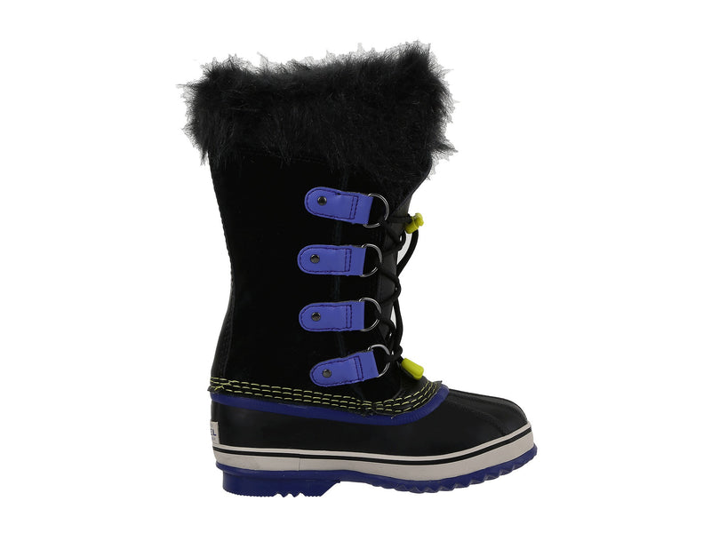 SOREL Joan Of Arctic Youth | Black / Purple Arrow (1516801)