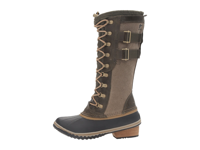 SOREL Conquest Carly II Women | Peatmoss / Glare (1689681)