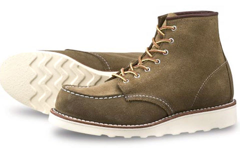 "RED WING 6"" Classic Moc Women 