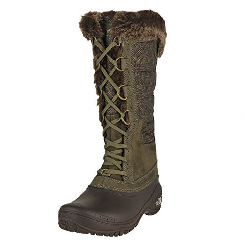 THE NORTH FACE Shellista II Tall Women | Weimaraner Brown / Dove Grey (NF00CXQ20ZT-060)