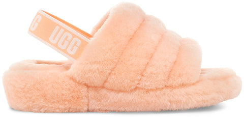 UGG Fluff Yeah Slide Women | Scallop (1095119)
