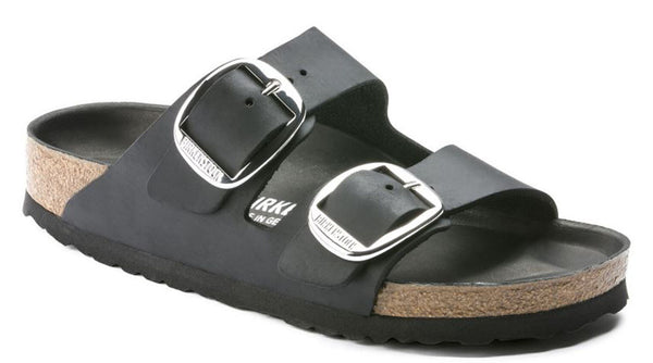 BIRKENSTOCK Arizona  Big Buckle Women | Black (1011075)
