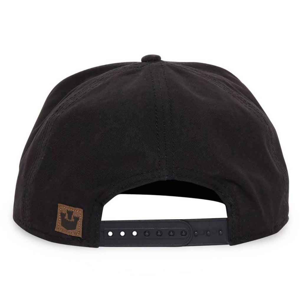 GOORIN BROS Brooklyn Steel Cap | Black (6026)