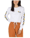 VANS Lepp Check Women | White