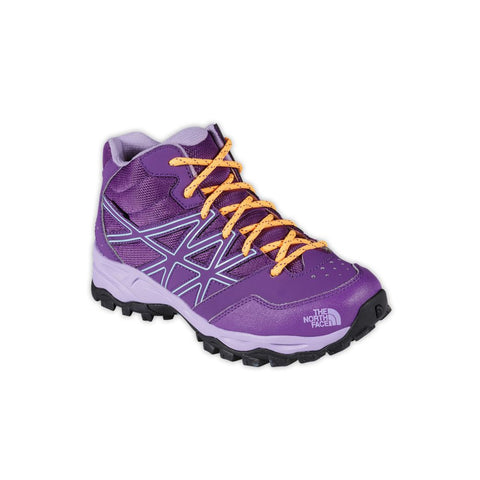 THE NORTH FACE Hedgehog Hiker Girls Imperial Purple/Violet Tulip Purple CDP8
