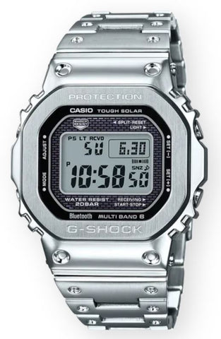 G-SHOCK GMWB5000D-1 Men | Stainless Steel