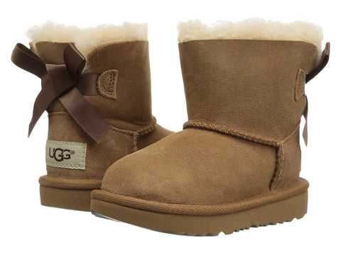 UGG Bailey Bow II Toddler | Chestnut (1017397T)